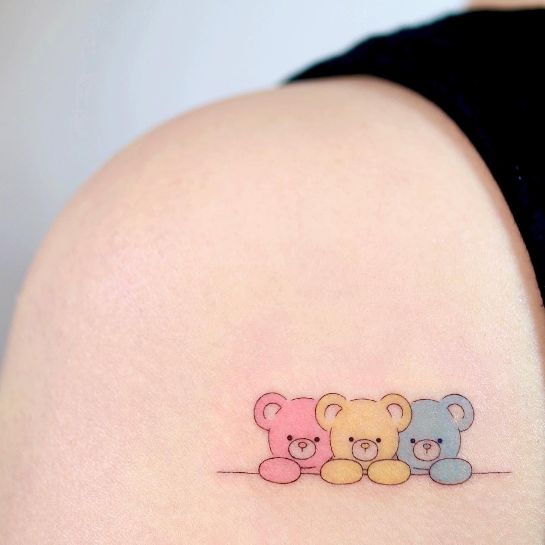 100 Very Cute Small Tattoo Designs Tattoos Cute Small Tattoos Kawaii Tattoo