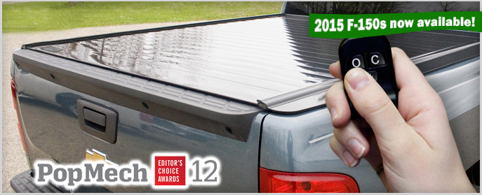 Retrax™, The Last Bed Cover You'll Buy Tonneau cover