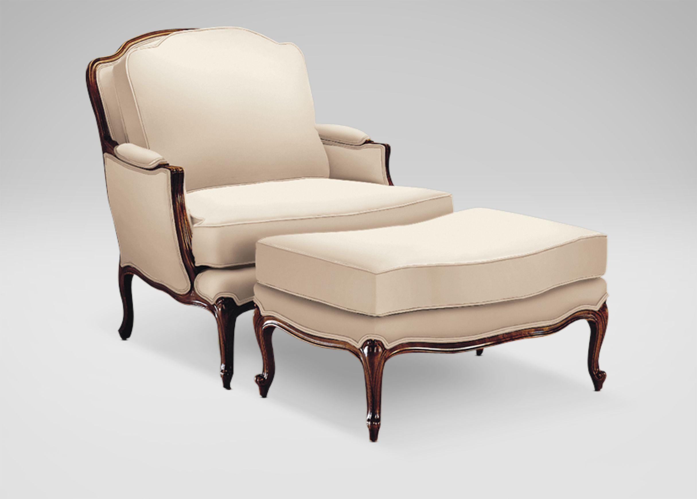 Versailles Chair blue ticking $1400