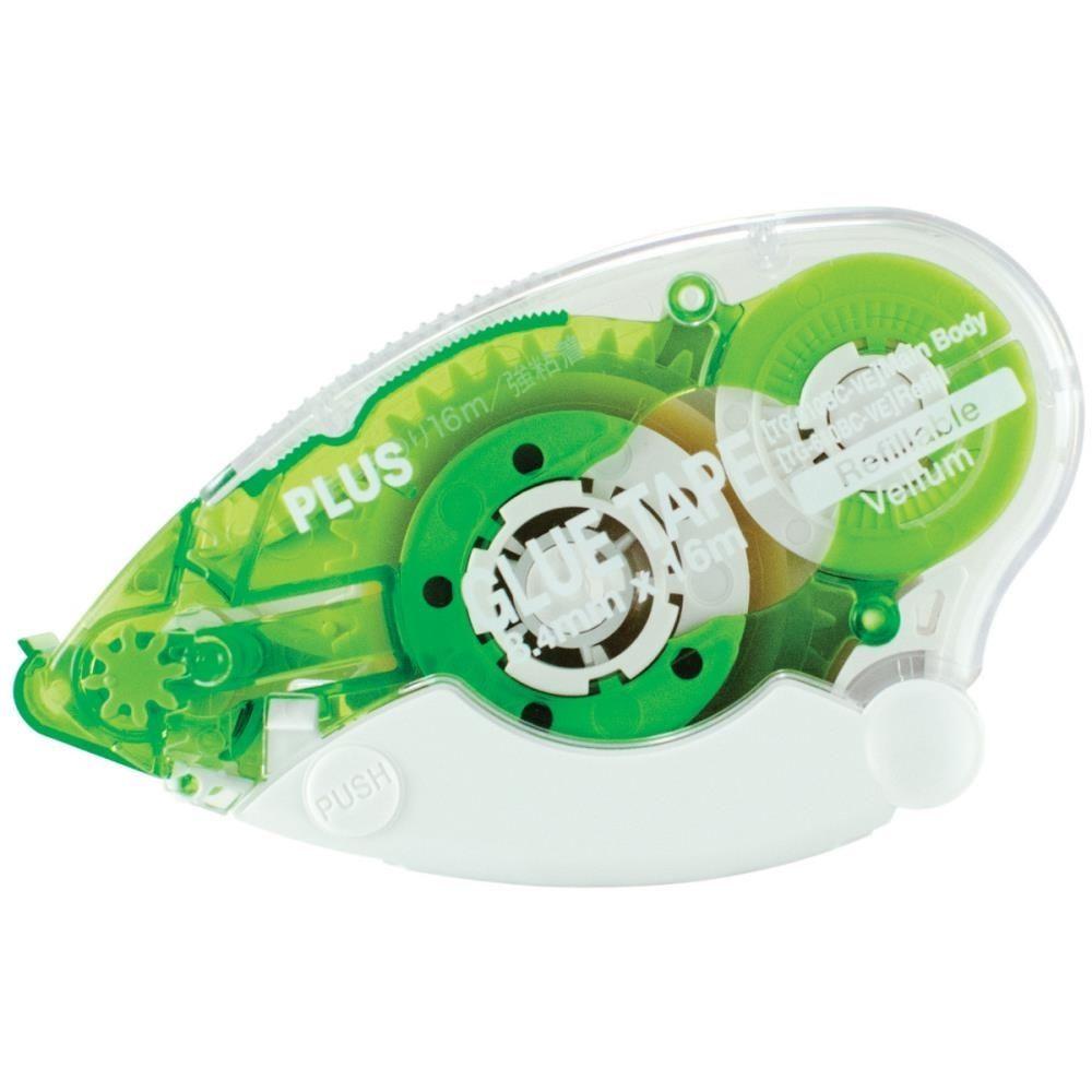 Plus Vellum Adhesive Double Sided Glue Tape 38234 Glue Tape Vellum Tape Dispenser