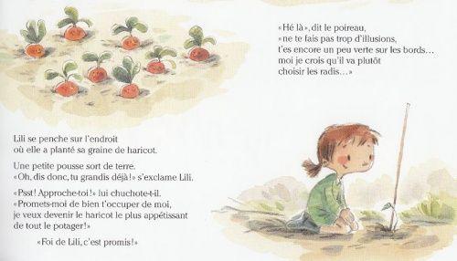 Le secret du potager, une lecture à offrir en introduction aux ...