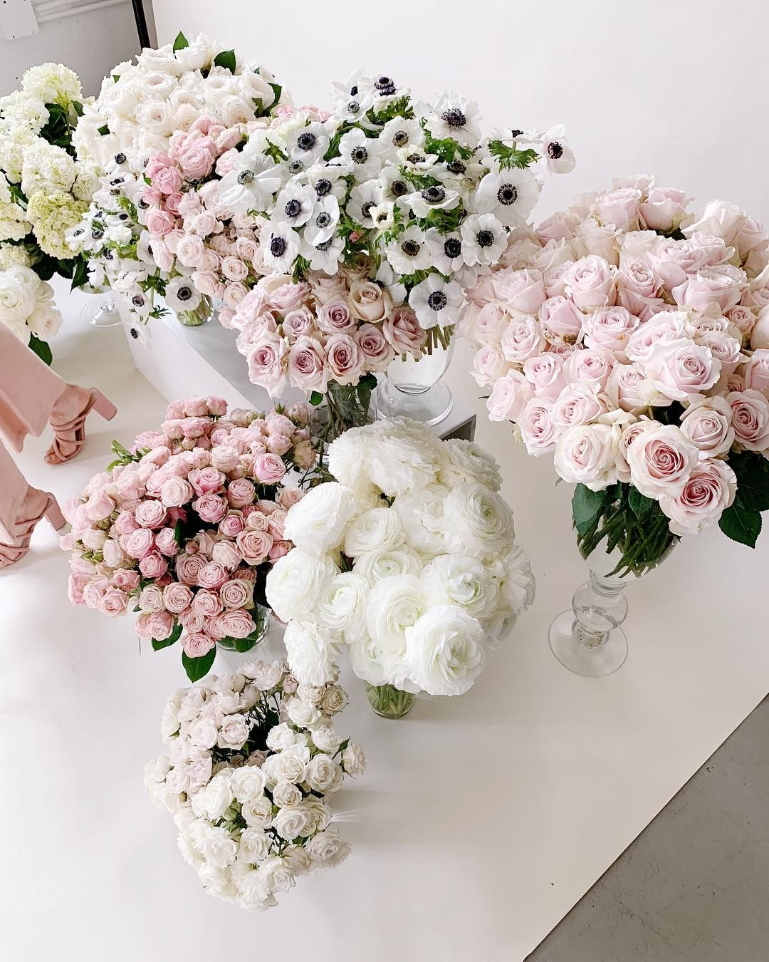 Office Look We Are Hard At Work Prepping For Our Biggest Spring Launch Yet Dresses Skirts Tops And Accessories Wil May Flowers Floral Art Rachel Parcell