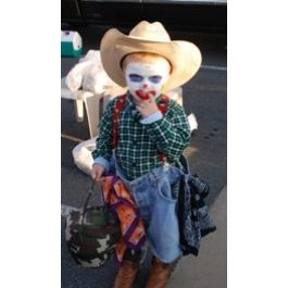 rodeo clown costume  sc 1 st  Pinterest & Homemade Halloween Costume Ideas | Costumes Halloween costumes and ...
