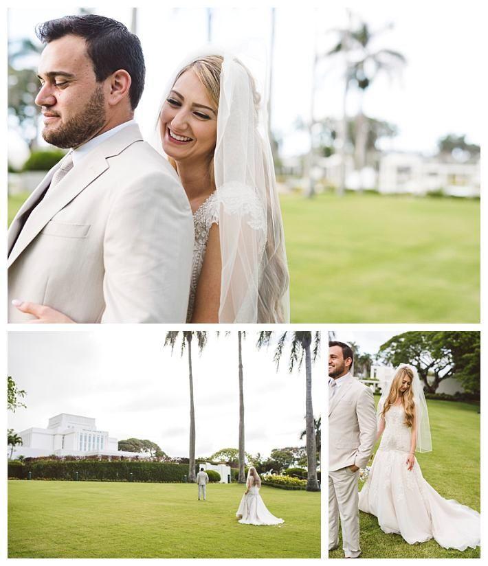 Modest Wedding Dress By LatterDayBride