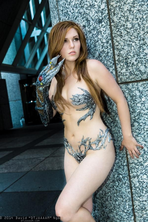 witchblade Jacqueline cosplay goehner