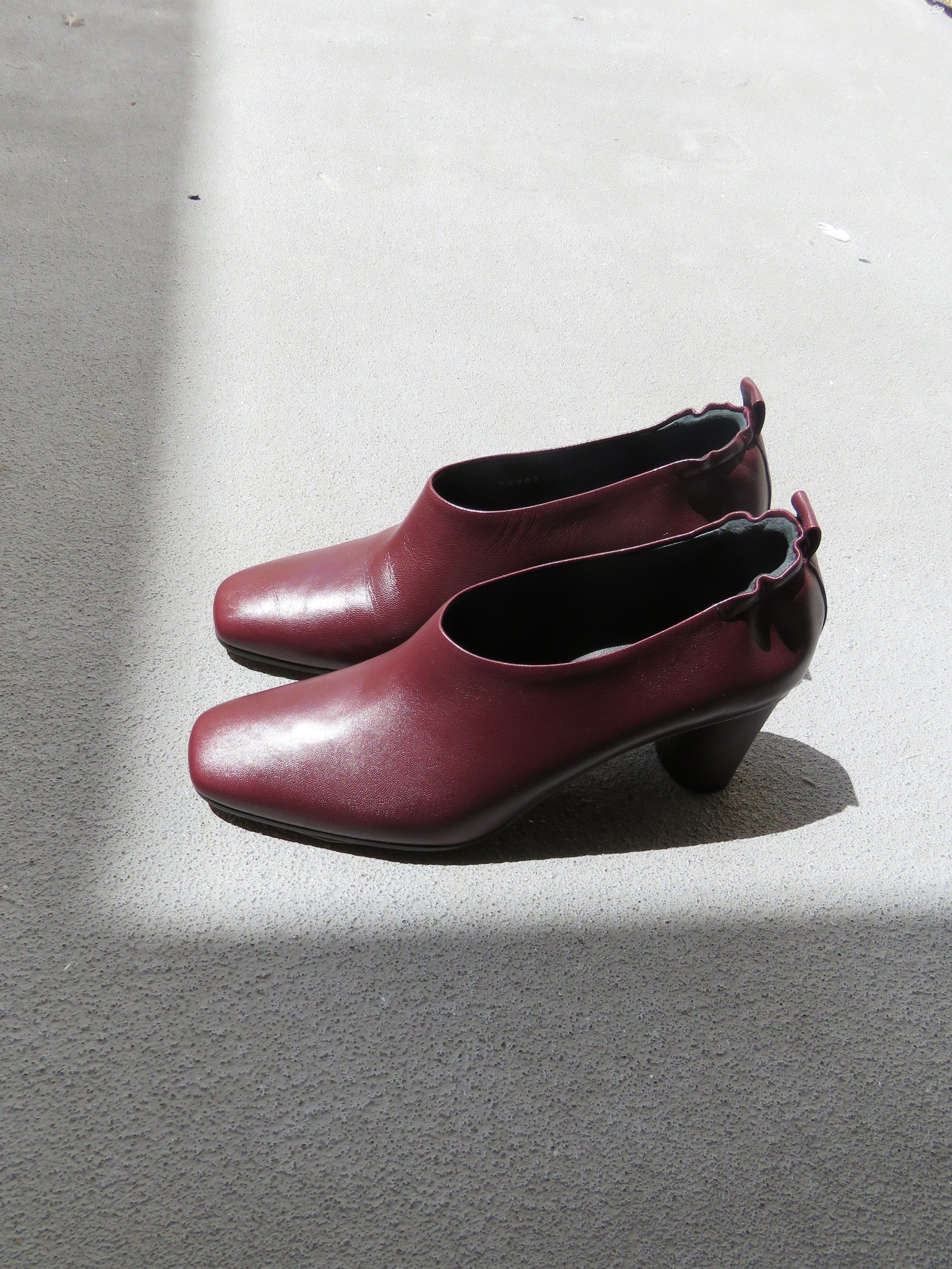 289b6f4cee1 GRAY MATTERS MICOL PUMP - PLUM. Click micol pump to get  20 off your first  purchase at Garmentory!