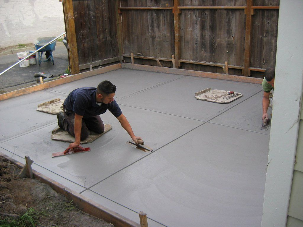 How Much Does A Concrete Driveway Cost? Hereu0027s How To Measure, Lay Out U0026  Budget For A New Cement Driveway