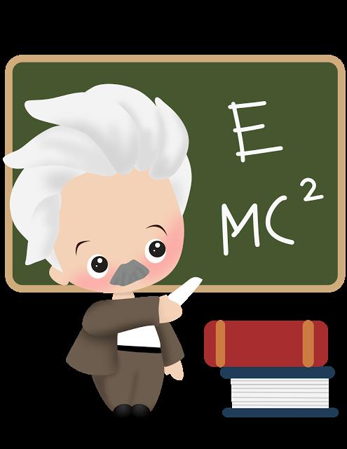 Albert Einstein Editorial Cartoon Royalty Free Vector Image Albert Einstein Dibujo Caricaturas Divertidas Albert Einstein Animado