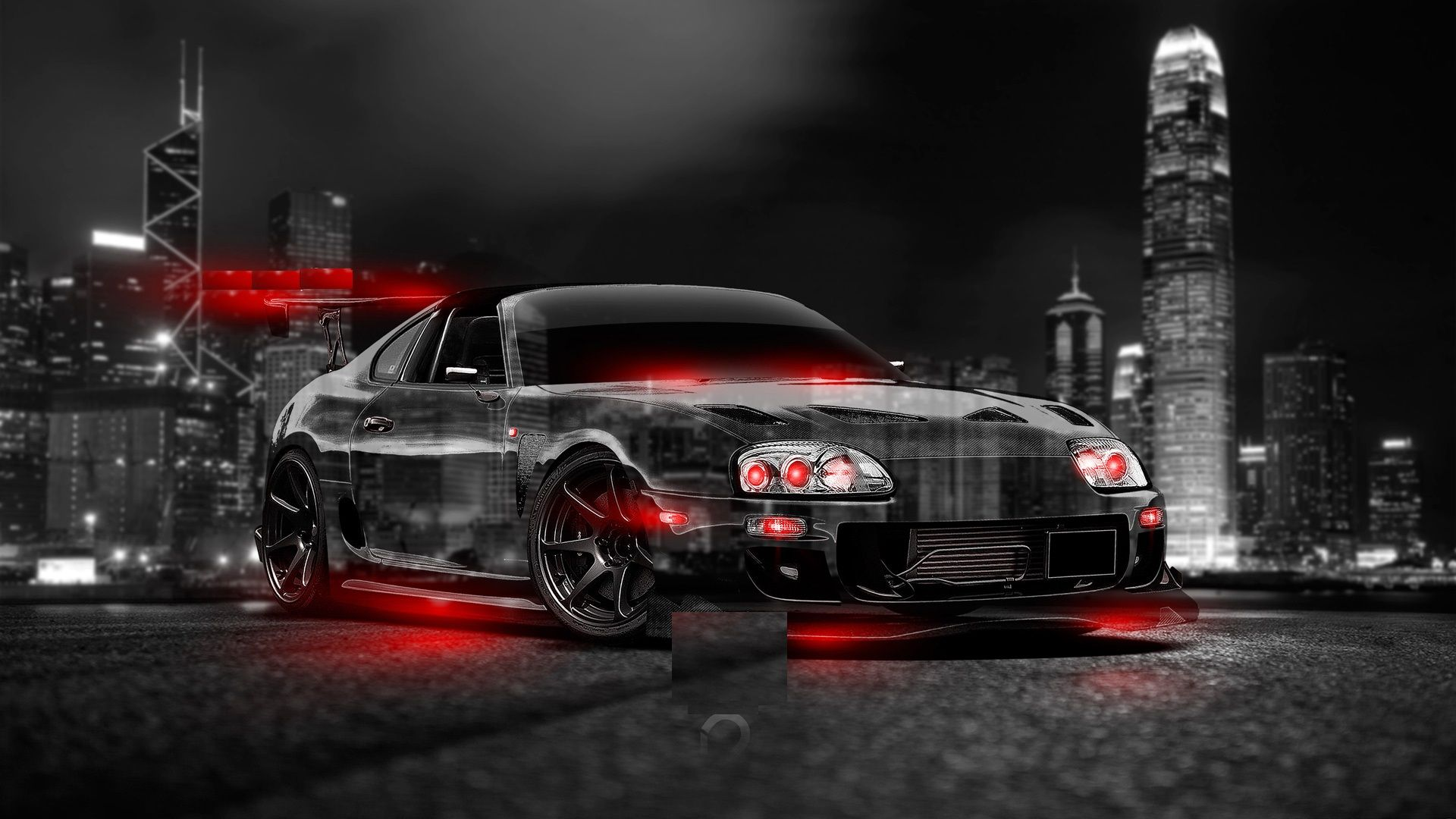 Charmant Toyota Supra Tuning JDM Super Abstract Car 2014 Violet HD Wallpapers Design By Tony Kokhan Www.el Tony.com_  (1920×1080) | TOYOTA ♉♉♉ | Pinterest | ...