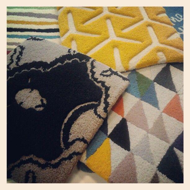 NEW patterns! nuevos diseños   by SEYO alfombras    Arte Textil