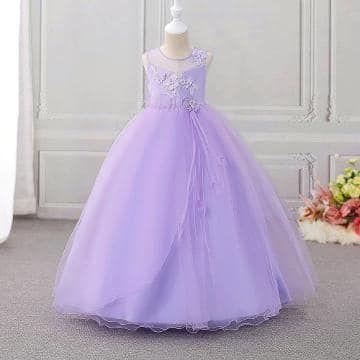 49c8c12c7bcba0 Hopscotch - Si Rosa - Trendy Pink Applique Dress