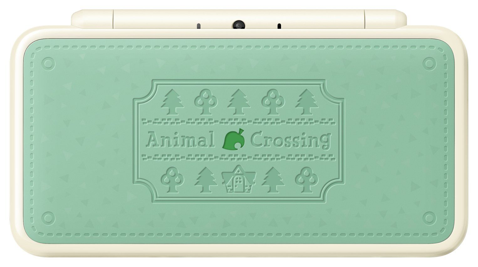 Nintendo 2ds Xl Console Animal Crossing New Leaf Edition In 2020