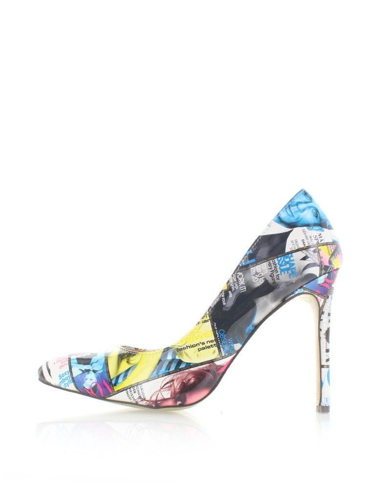Nice and chic shoes..