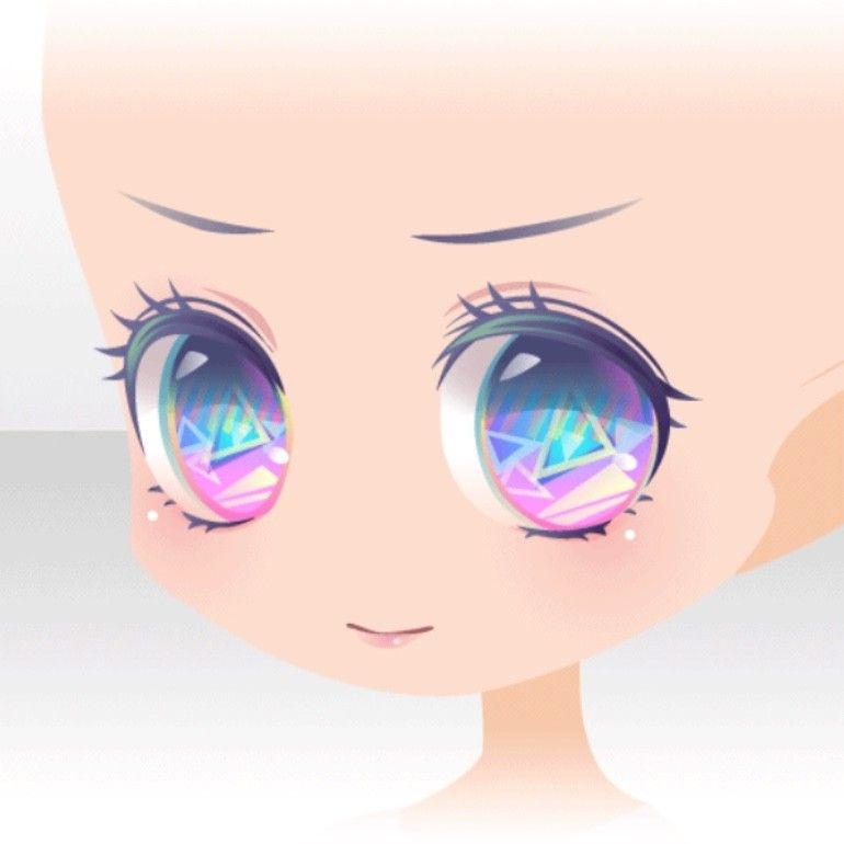 Pop N Wonder Anime Eye Drawing Anime Eyes Chibi Eyes