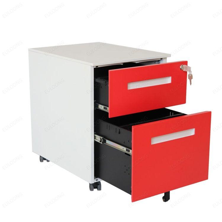 high quality steel office furniture 3 drawer mobile pedestal under rh pinterest com under desk cabinet 11x27 under desk cabinet lamp
