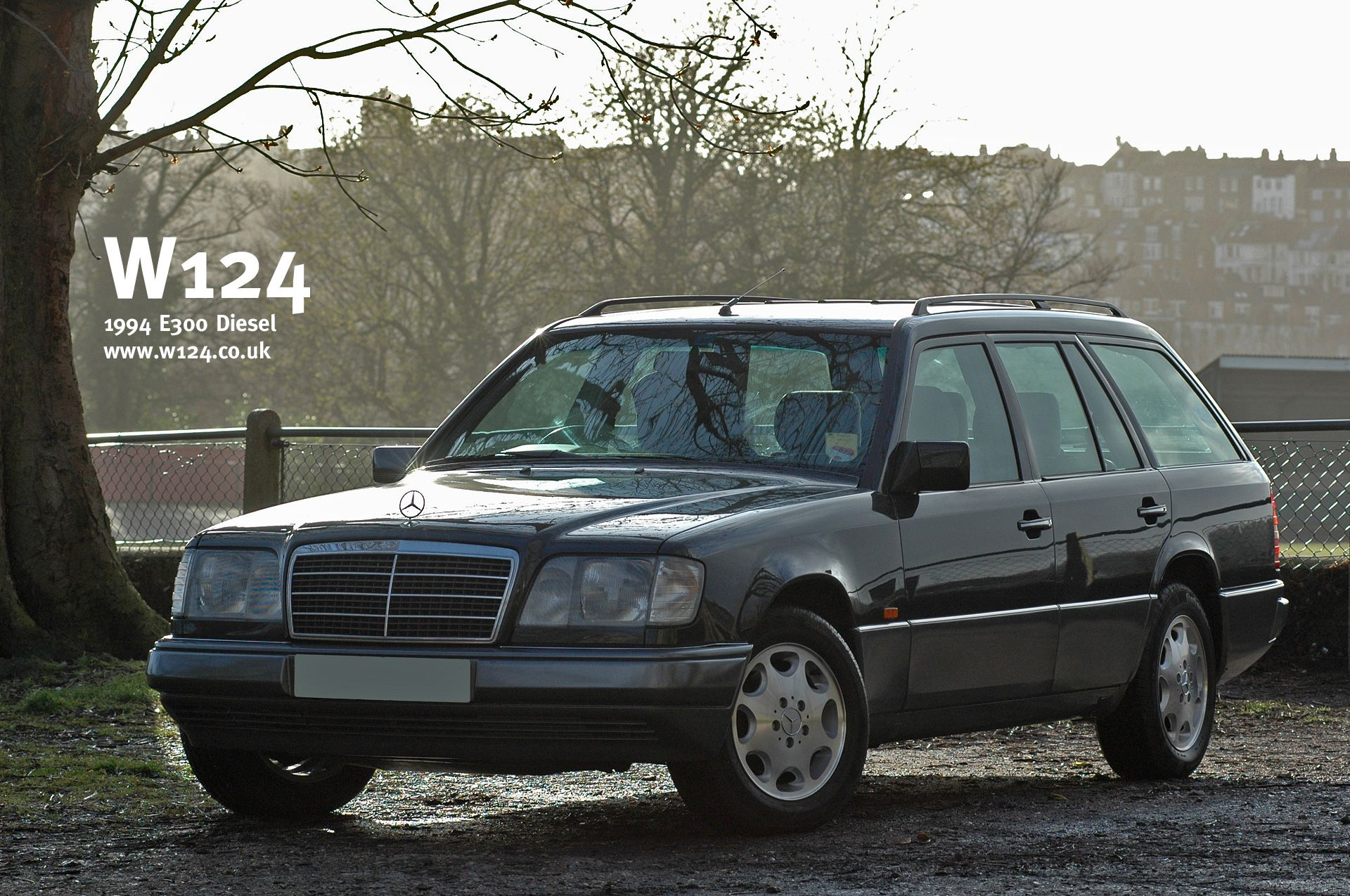 A 7 seater Mercedes W124 Estate | Cars to Seek Out in the UK