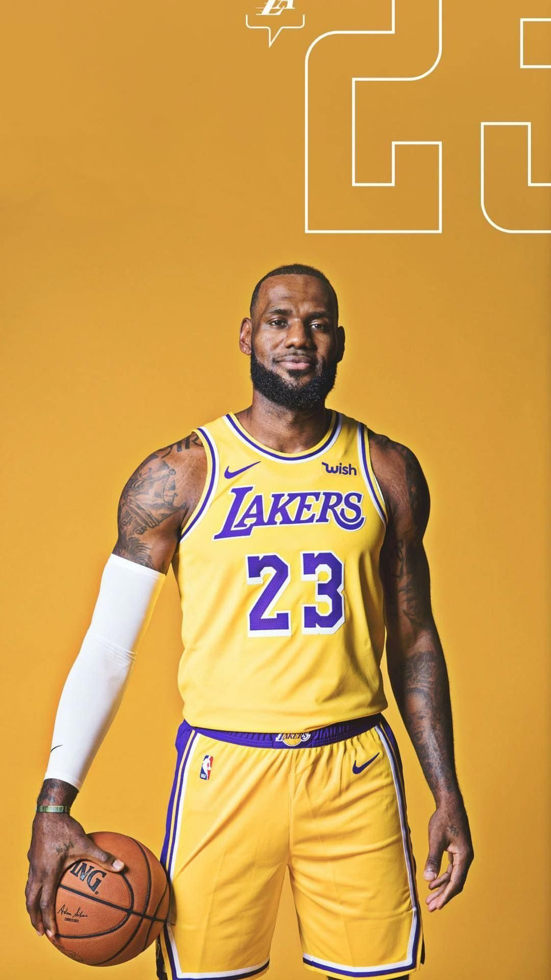 Lakers Lebron Phone Wallpaper lakers lebron phone