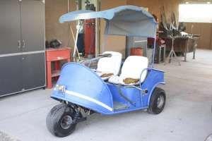 035beab791ec0efaf3cf34858386fc26 the vintage marketeer golf cart; a redlands original brand