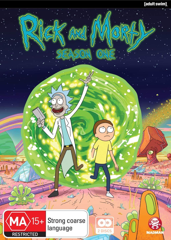 Rick And Morty Season 1 2013 2014 Rick And Morty Poster Rick And Morty Season Watch Rick And Morty