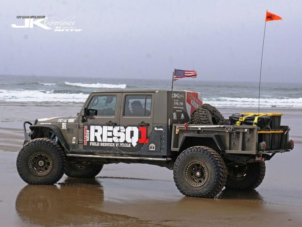 Jeep Jk Resq1 Discount Tire Evo Evolution Mel Wade Jeep