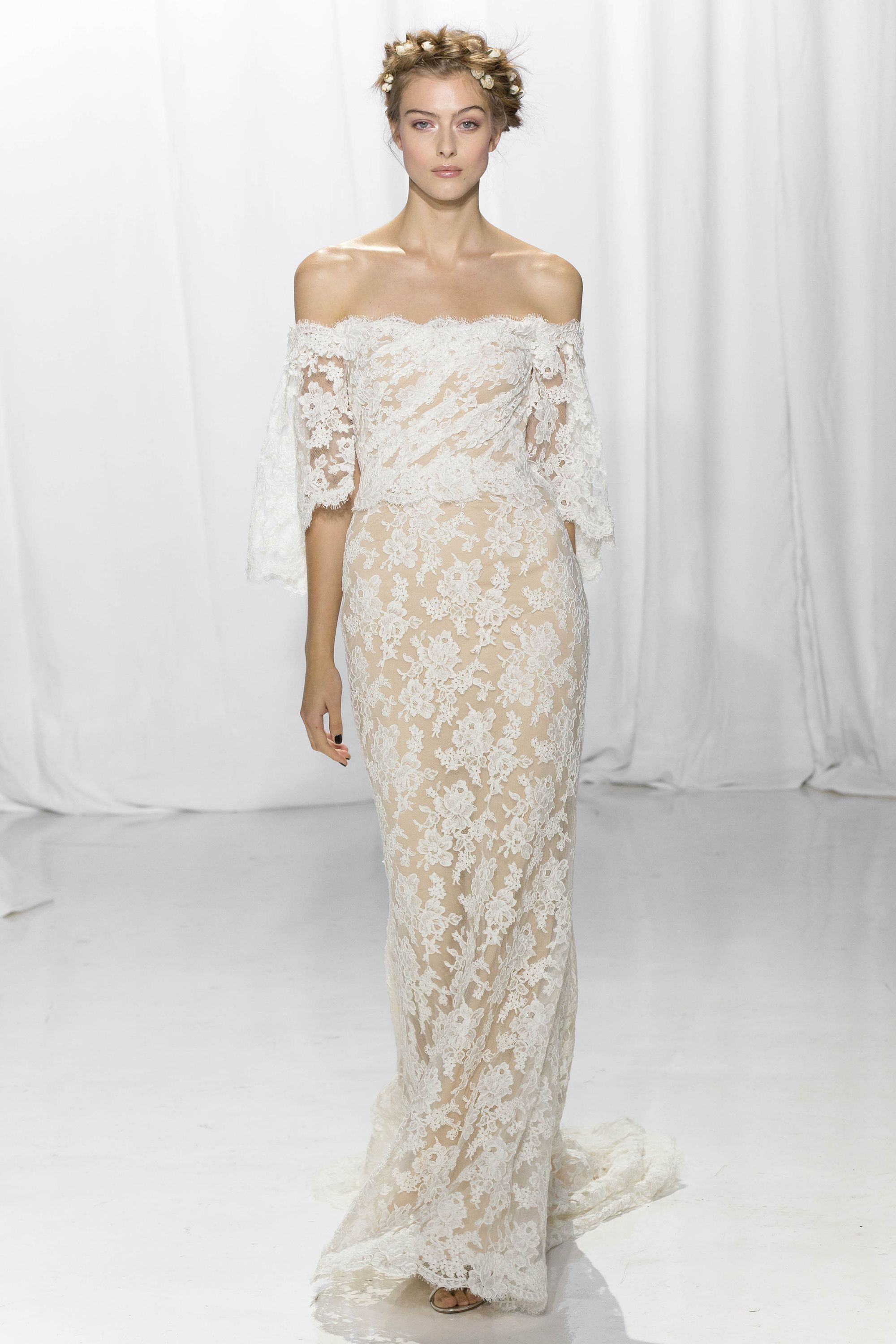 Just in the best looks from bridal fall wedding styles