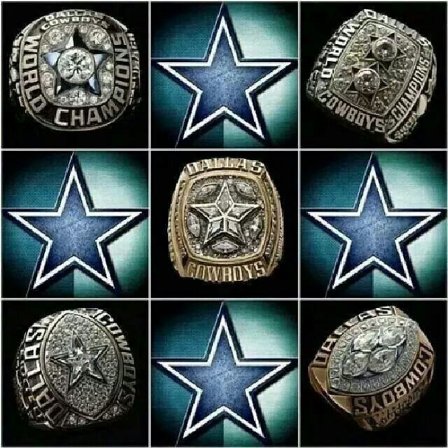 6c348341 All About The Rings!! More Coming!! STAR!! | My NFL DNA | Nfl dallas ...