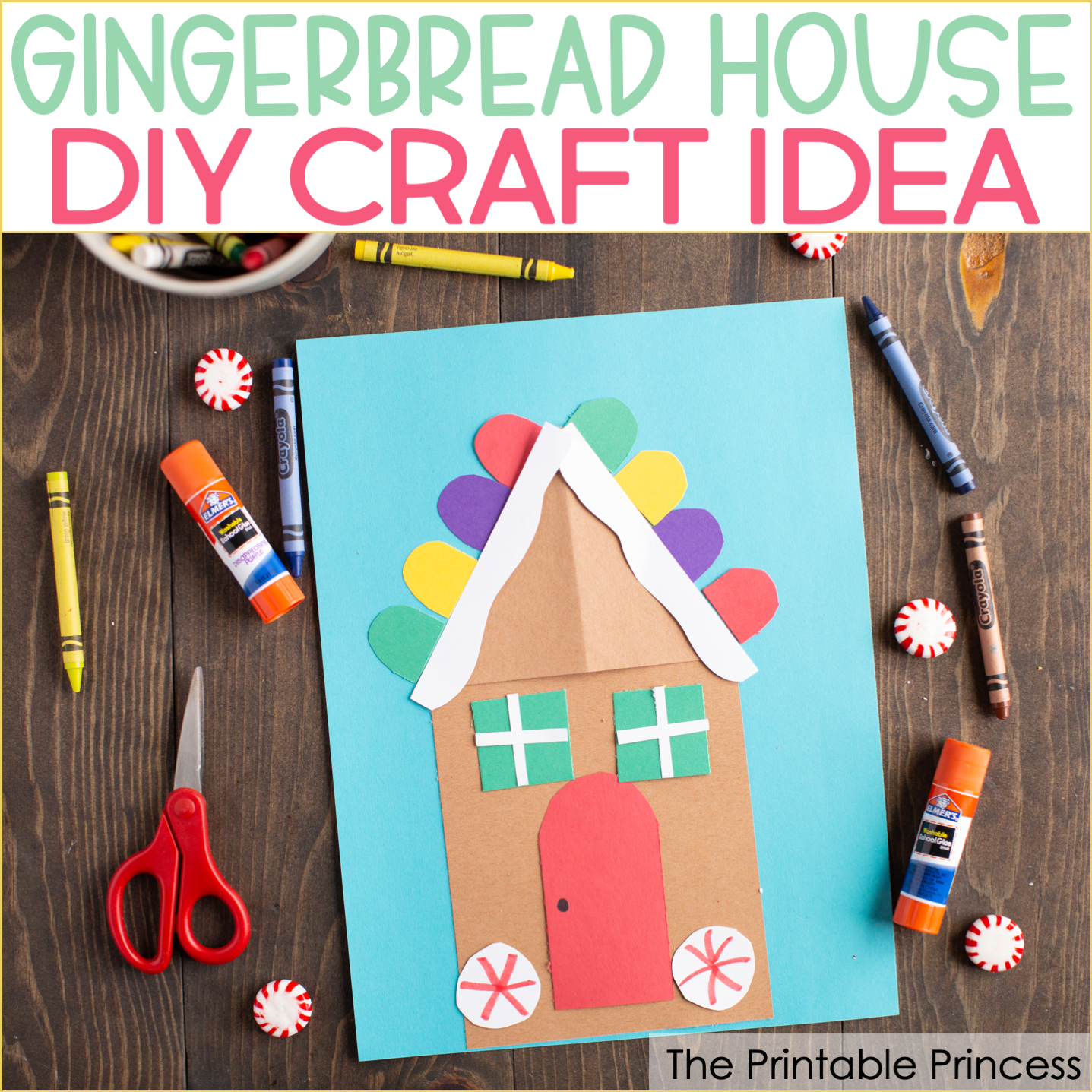 Gingerbread Activities For Kindergarten Books Freebie