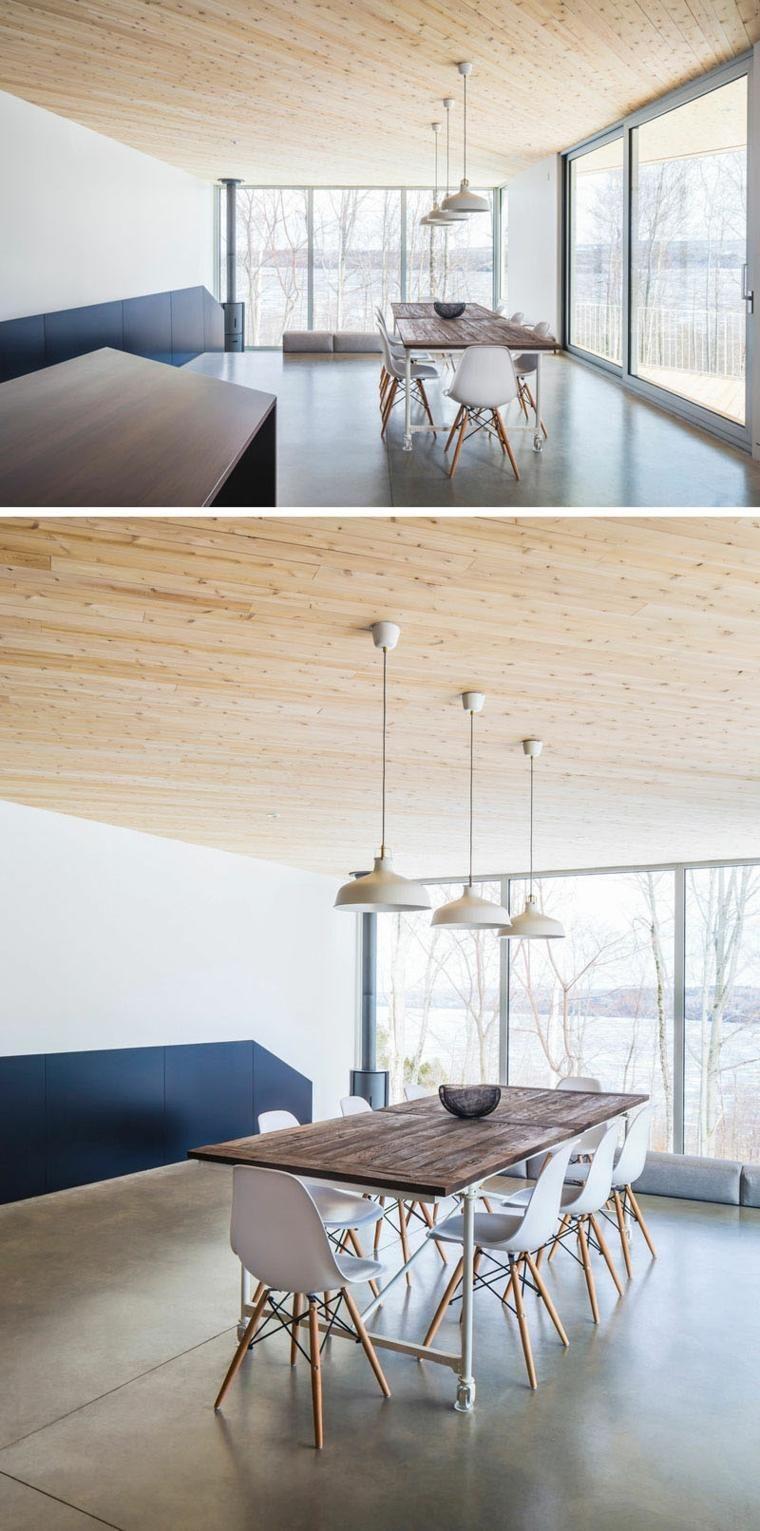 Beton poliert 24 Fotos, die uns wertvolle Böden zeigen | Interior ...