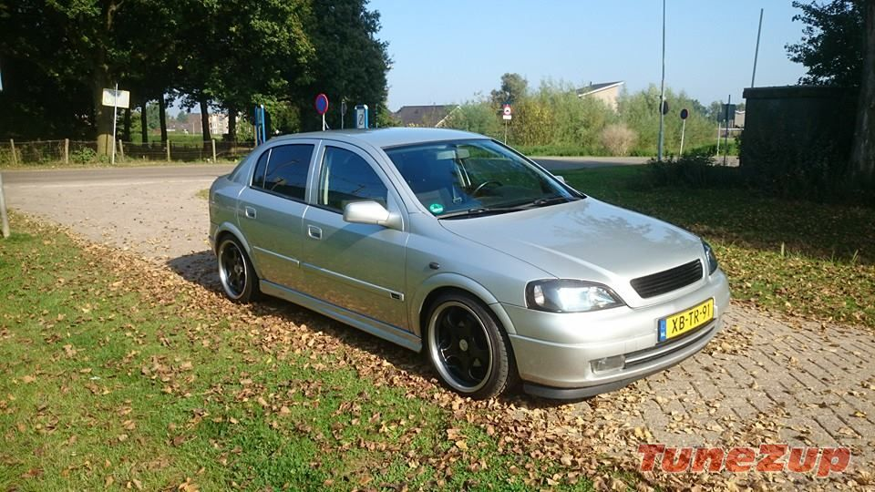 For Sale On Tunezup Opel Astra Irmscher With Viper Air Intake