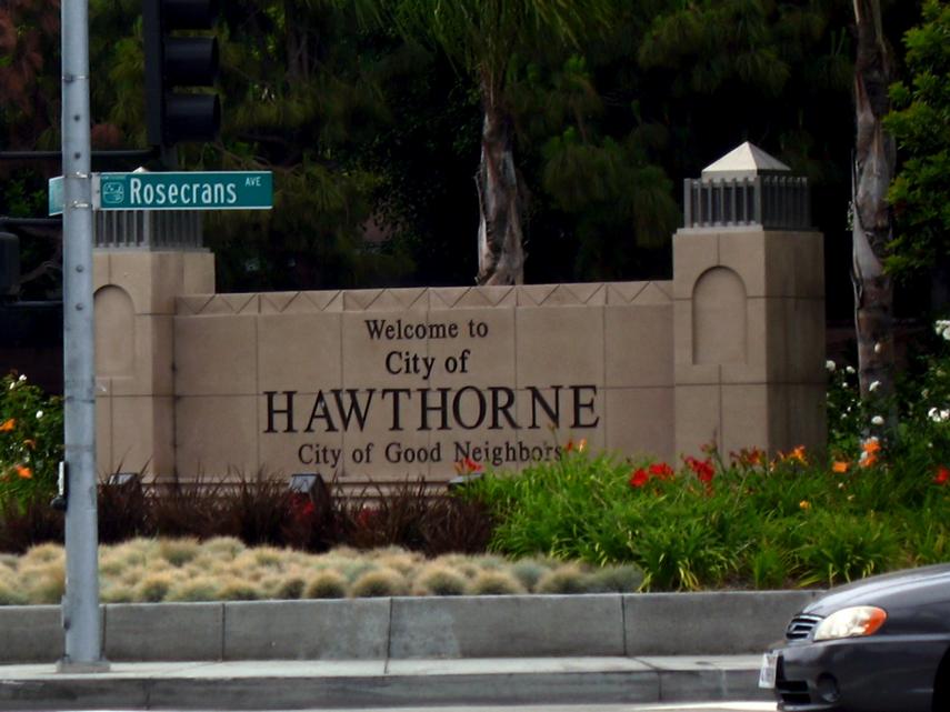 Hawthorne Ca Unemployment Homefacts Hawthorne Good Neighbor Tv Advertising