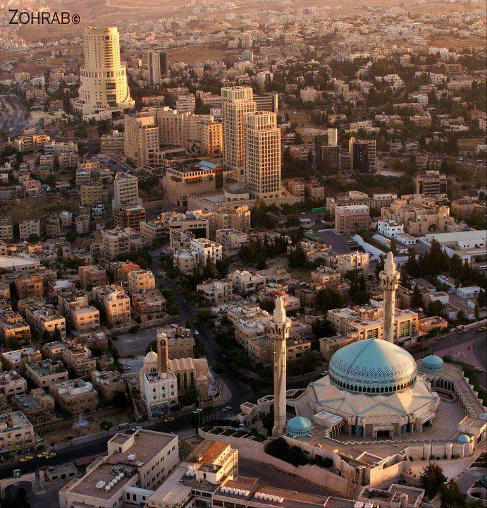 Welcome To Jordan Amman Downtown Abdali Travel ZohrabJo