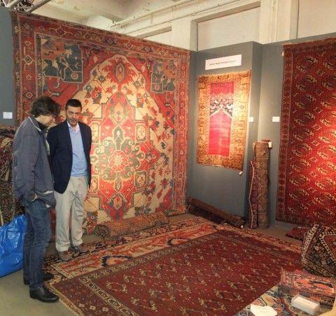 Berlin Antique Rugs Textile