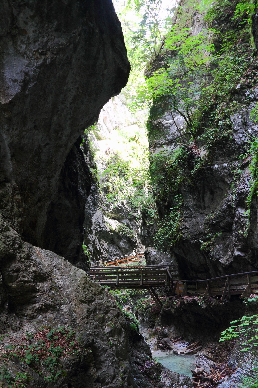 Wolfsklamm, Stans Tirol Austria