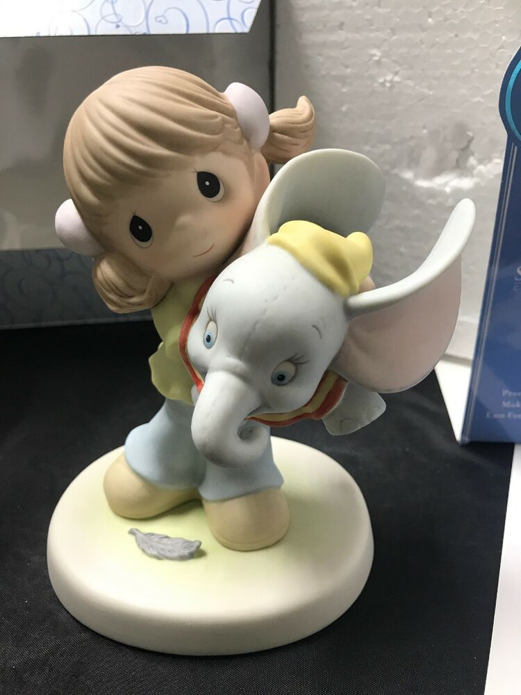af46aea1379 Details about PRECIOUS MOMENTS DISNEY DUMBO