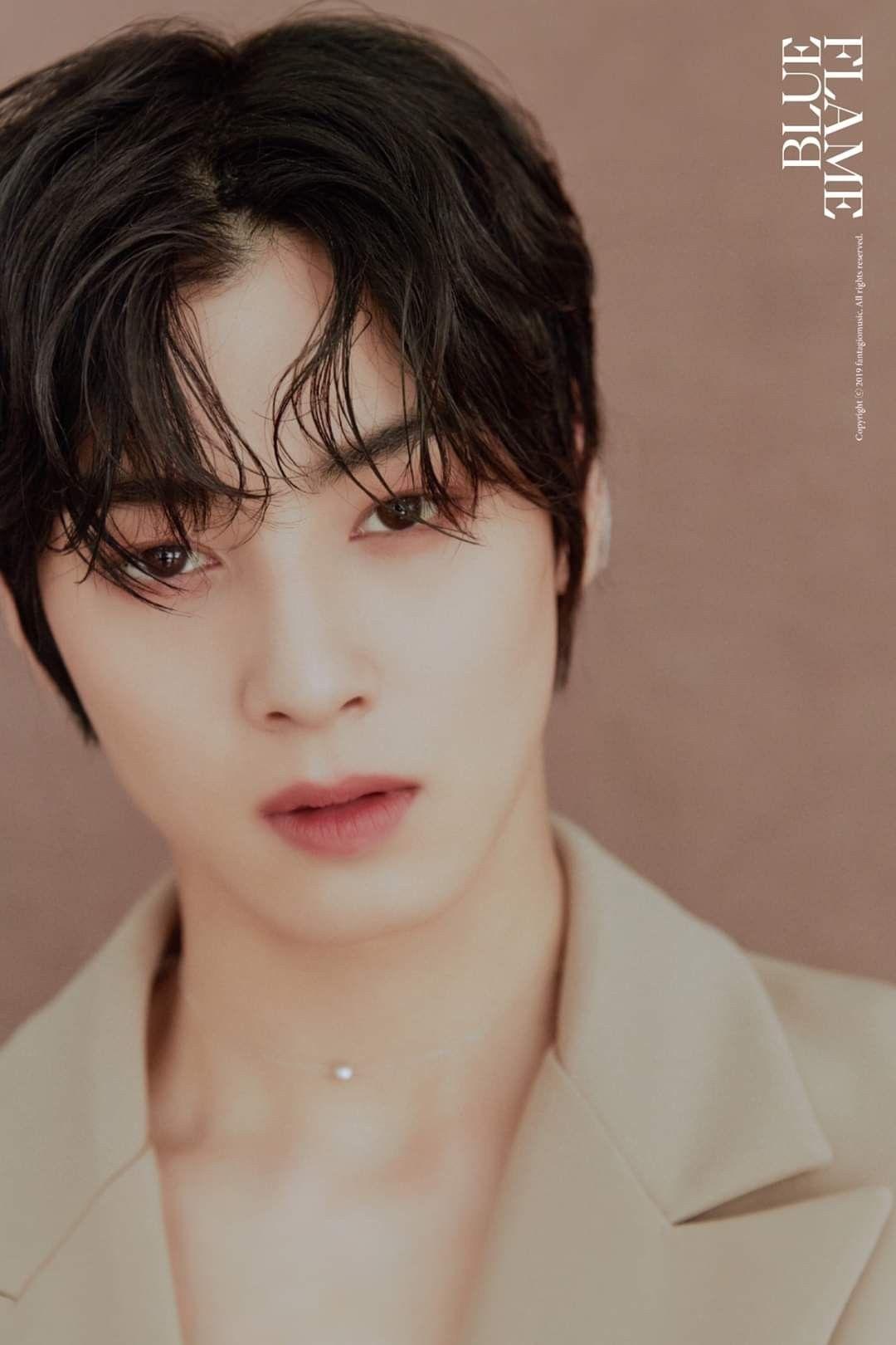 Eunwoo Blueflame Kpop Astro Astro Kpop Astro Cha Eun Woo