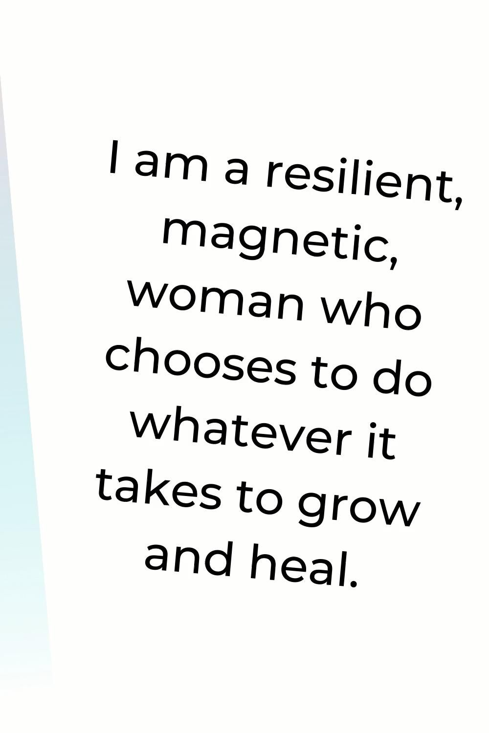 Magnetic Woman