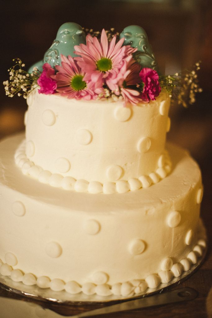 Wedding Cake! Just under $50 from Walmart! Copyright Caitlin Jamison ...
