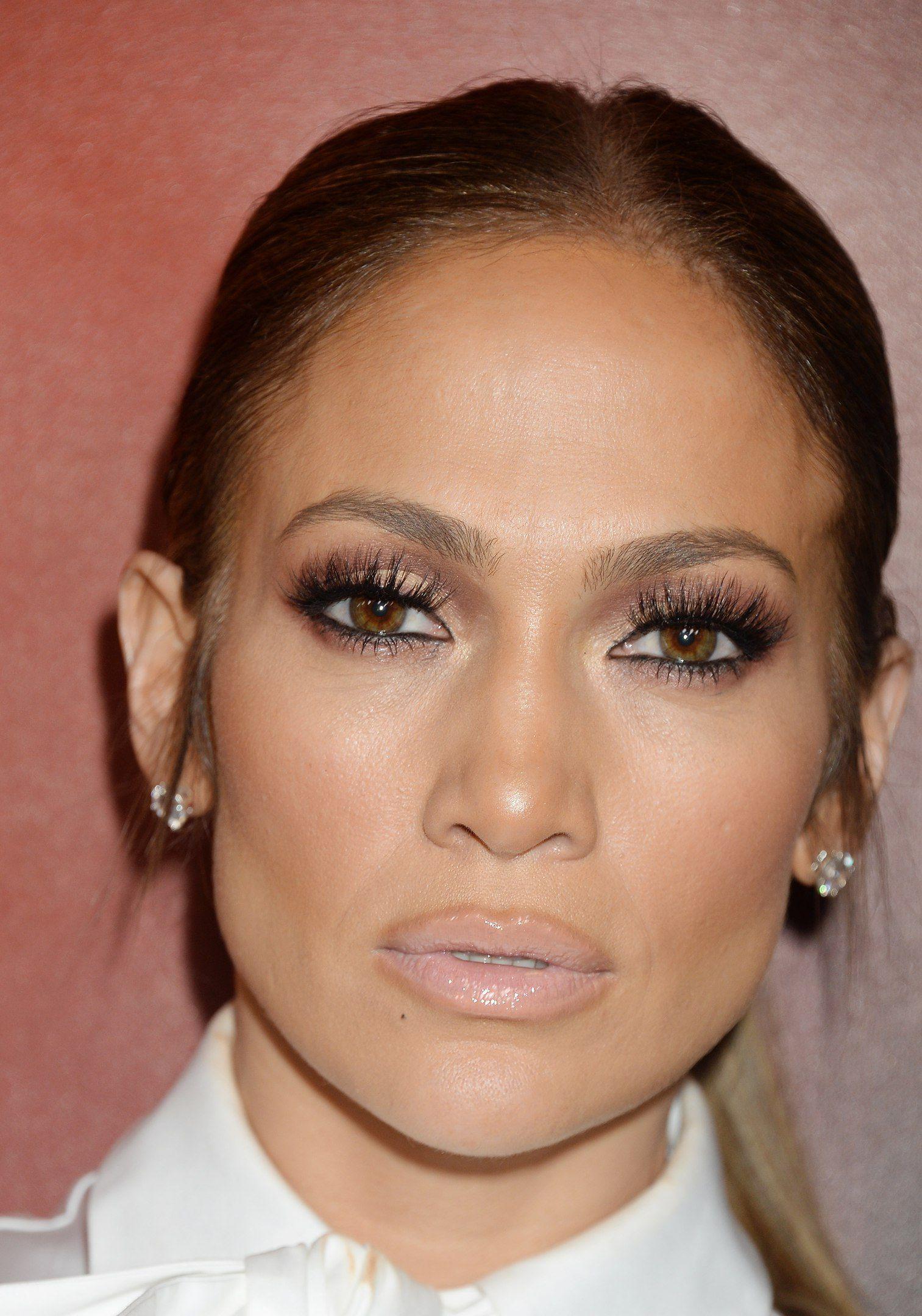 Jennifer Lopez Jlo Makeup Eyemakeup My Makeup Jennifer - Jlo-makeup