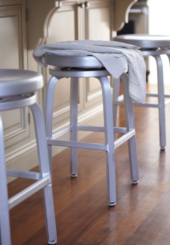 Pleasing Spin Swivel Backless Bar Stools And Cushion Kitchens Gmtry Best Dining Table And Chair Ideas Images Gmtryco