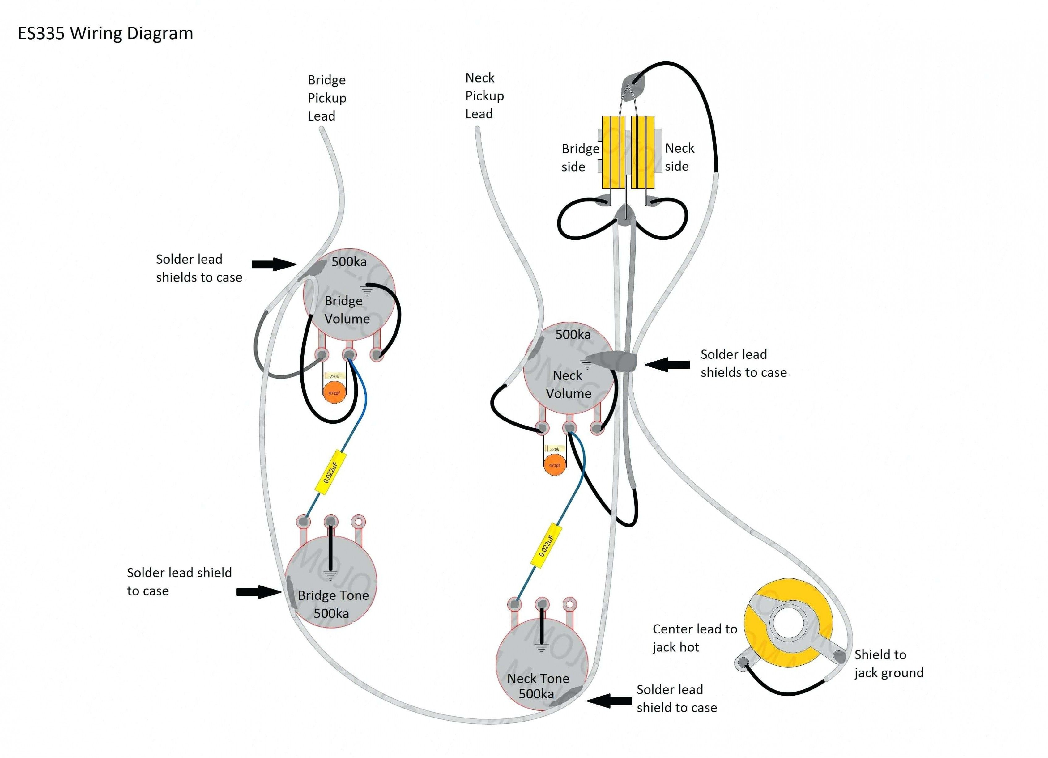 Unique Gibson Les Paul Standard Wiring Diagram