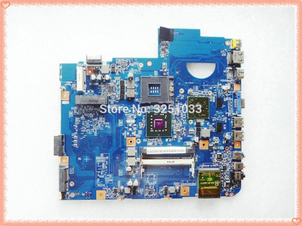 For Acer 5738g Notebook 48 4cg07 011 Laptop Motherboard Ddr2 09257 1 Jv50 Mv M92 Mb Ddr2 Full Tested