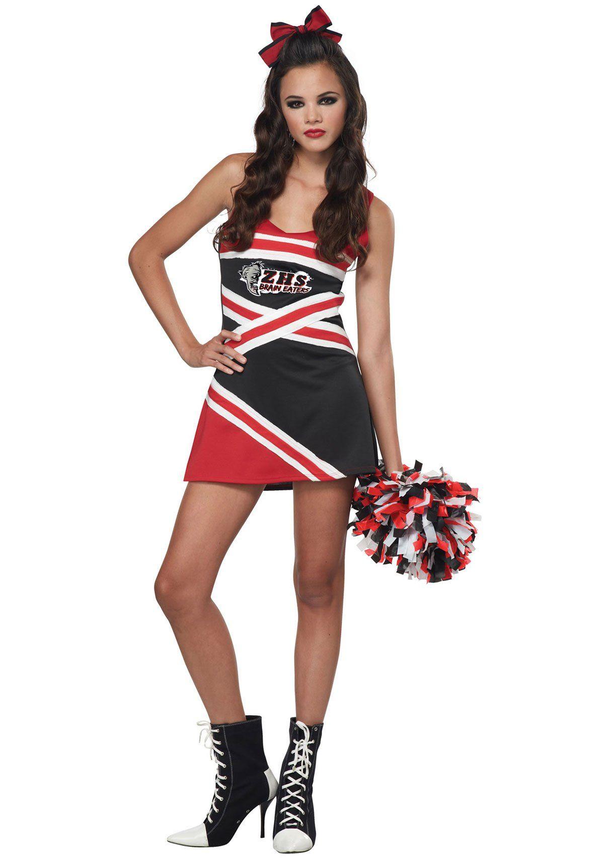 Diy Halloween Costumes For Girls Age 11 13.Teen Cheerleader Costume Junior 7 9 Costumes