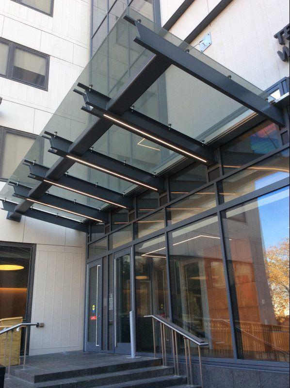 Temple University Wachman Hall 2 Jpg Canopy Glass Canopy Design Canopy Outdoor