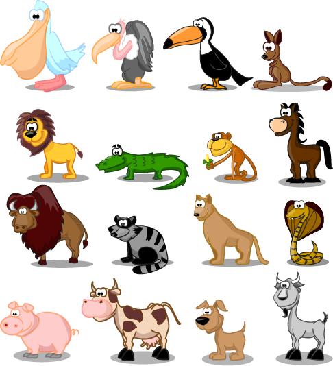 Pin En Dibujos Animales