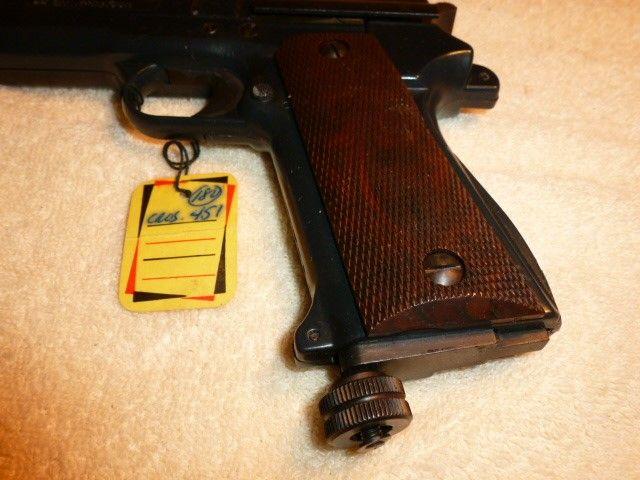 Crosman 451 (45 Military Auto) (120) : Air Pistols at GunBroker.com