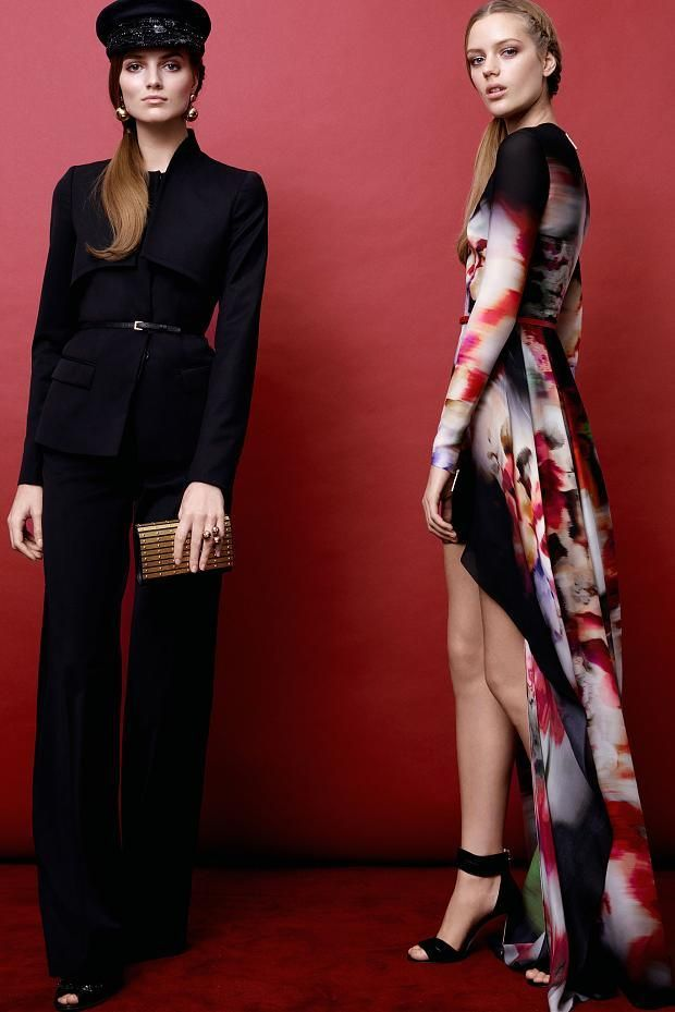 Elie Saab PF 15 look book (With images) | Fashion, 2015