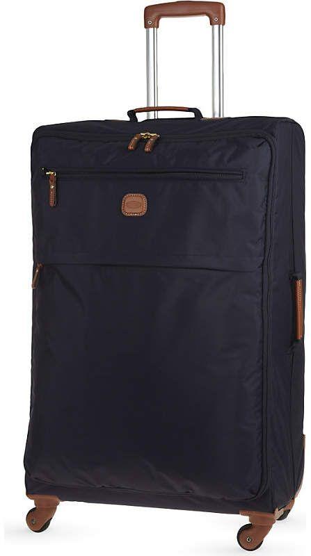 BRICS X Travel four wheel suitcase 77cm in 2019 | Luggage