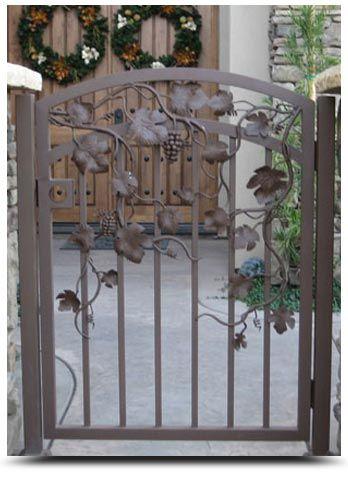 Exceptional Iron Gate Contractors   Driveway Gates, Garden Gates, Entry Gates More