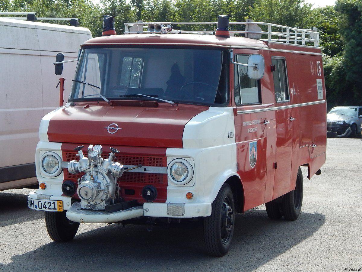 Opel Blitz Wohnmobil