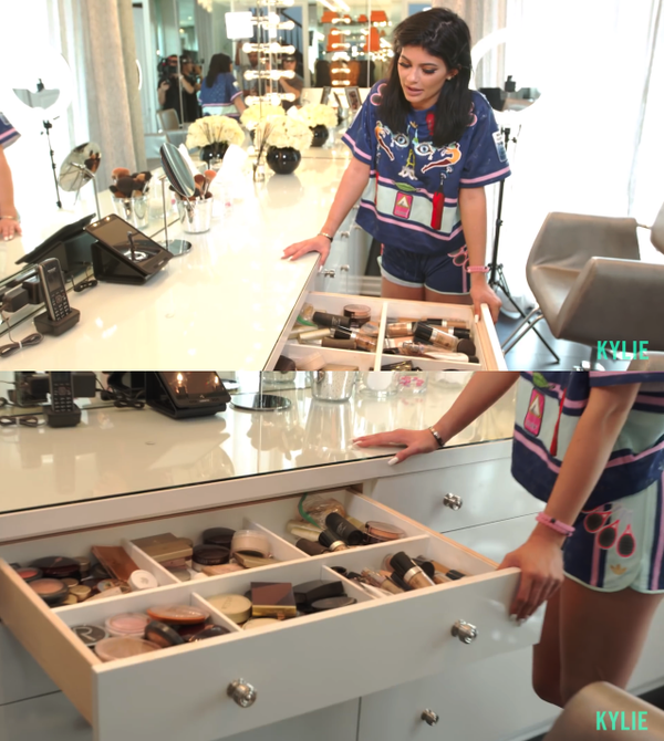 Kylie Jenner Room: Room Interior, Interiors And Room